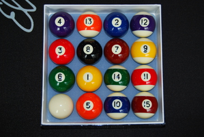 Aramith Billiards Balls
