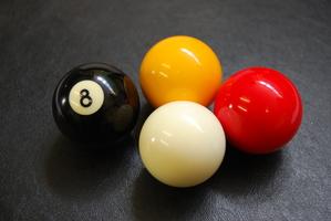 Spare Billiards Balls